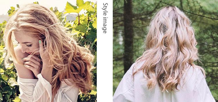 エルジューダ リンバーセラムとメロウセラムに合う髪型