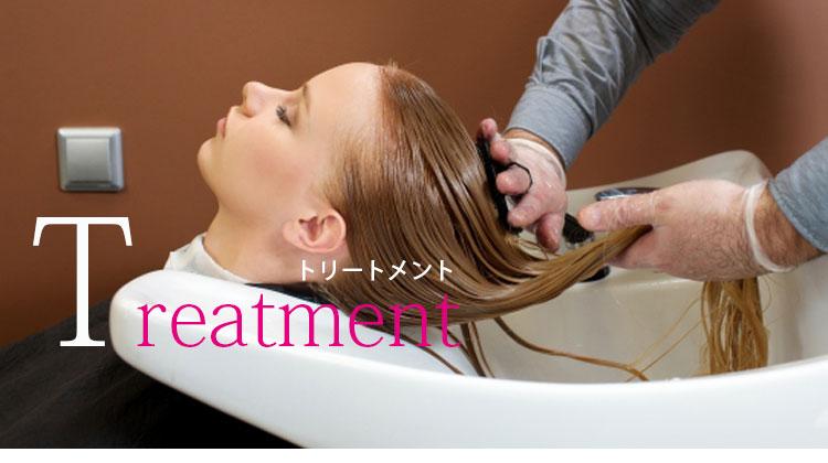 髪をツヤツヤにするトリートメントとお手入れ方法