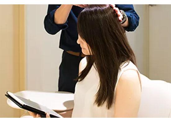 美髪プログラムの内容-1