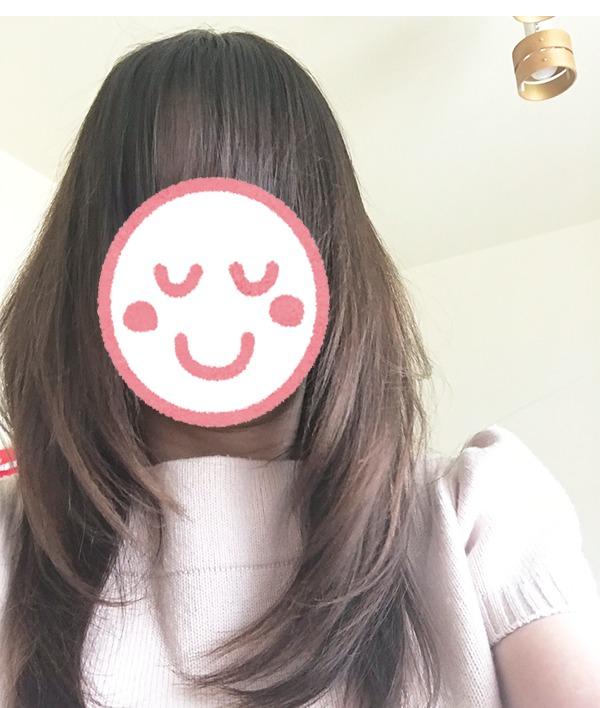 HANA(ハナ)シャンプー1本で仕上げた髪