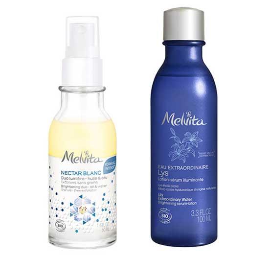 Melvita(メルヴィータ)ネクターブラン・セット