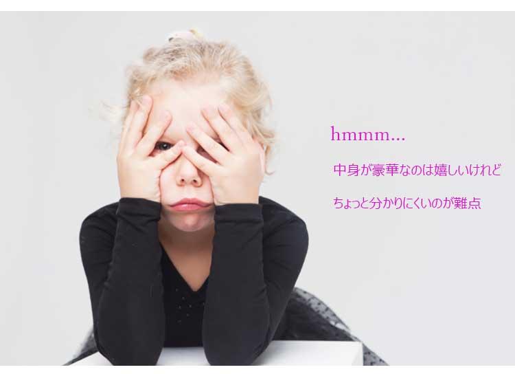 困った顔(イメージ)